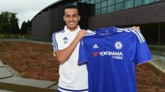 Педро се завърна в Барселона, за да се сбогува