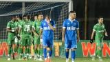 Лудогорец загря за Шампионска лига със здрав бой по Верея