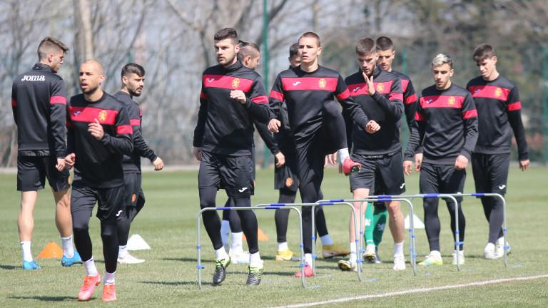 Валентин Антов и Андрей Гълъбинов излизат титуляри срещу Италия