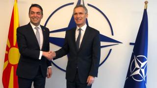 Македония се присъединява към НАТО