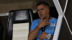 Бруно Акрапович ще прави промени за Лудогорец