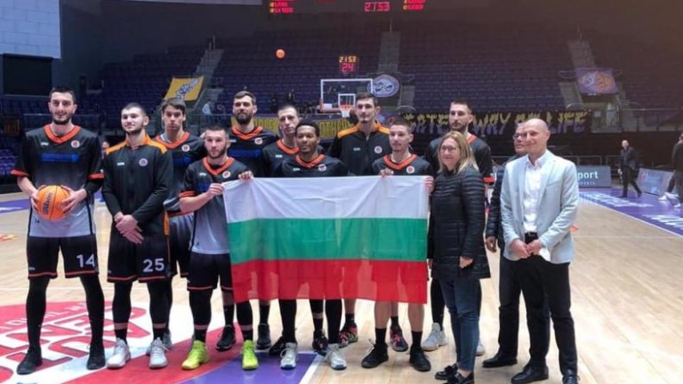 Академик Пловдив загуби драматично след продължения в зрелищен мач от