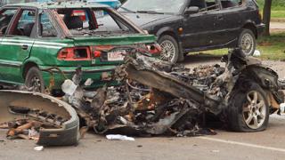 Взривове разтърсиха столицата на Нигерия
