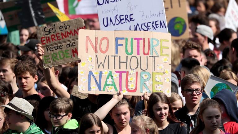 Американците все повече виждат климатичните промени като криза