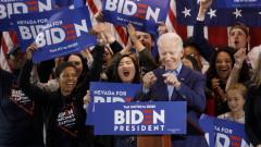 Обама официално подкрепи Байдън