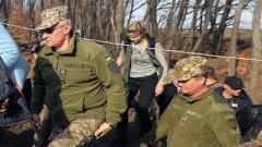 Украйна разтревожена от струпване на руски войски по границата