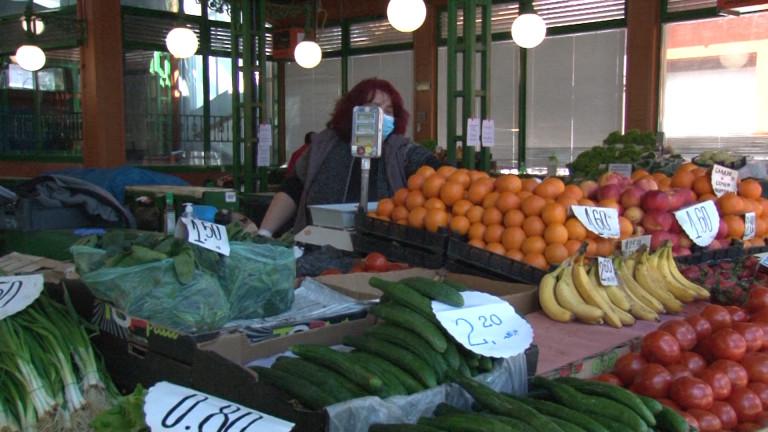 Нямало увеличаване на цената на плодовете и зеленчуците заради пробите за пестициди