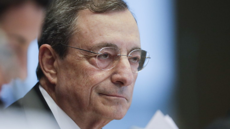 Драги подкрепи призива на Макрон за фискален съюз