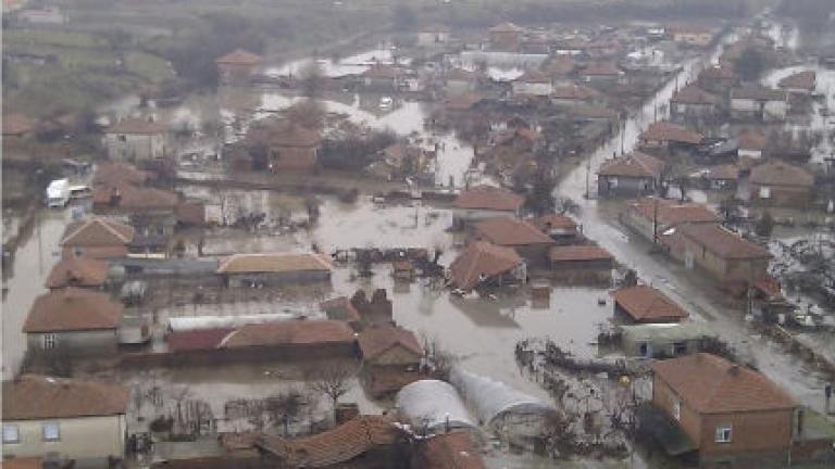 Делото за наводнението в село Бисер не тръгна
