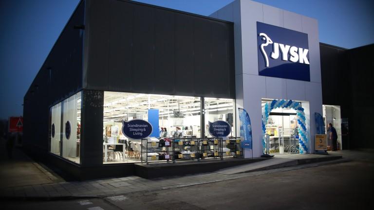 JYSK България отвори 25-тия си магазин у нас и планира