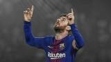 Меси донесе на Барса 10 точки с головете си срещу Реал