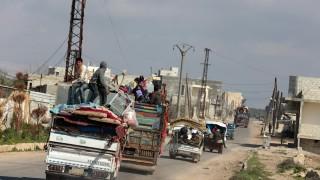 Турция изсели 30 000 цивилни от Африн за 24 часа