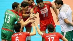 Първанов поздрави волейболистите с класирането