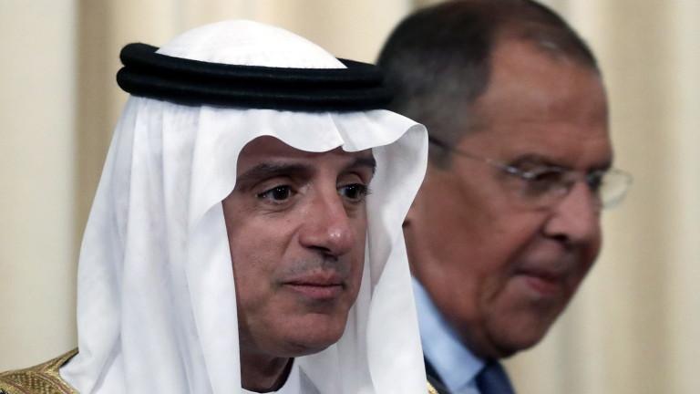 Саудитска Арабия призова за допълнителни санкции срещу Иран, стана ясно