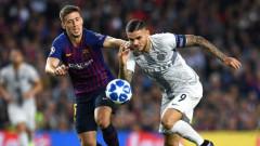Клеман Ленгле: Дано вкарам първия си гол за Барса в дербито с Реал