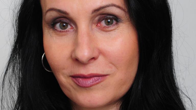 Снимка: Аделина Димитрова е новият мениджър Продажби в Конкорд Асет Мениджмънт