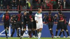 Атлетико (Мадрид) взе своето от визитата на Локомотив (Москва)