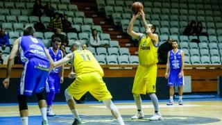 Левски 2014 вече не е на последно място в НБЛ