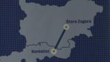 Гърция одобри строежа на газовият интерконектор с България