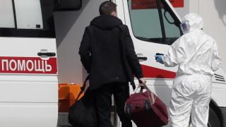 Отново над 15 000 заразени с коронавирус в Русия за ден