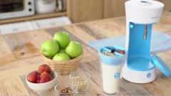Стартъп създаде домашен робот за кисело мляко