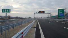 Пътната агенция се хвали с над 1400 км нови мантинели през тази година