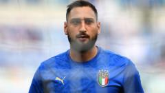 Донарума се врече в любов на Милан