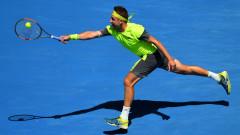 Тенис Сандгрен изтри профила си в Туитър