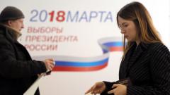 59,5% са гласували на изборите в Русия към 19 ч.