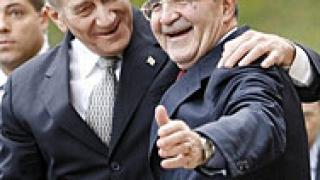 Проди призовава Олмерт да се срещне с Абас