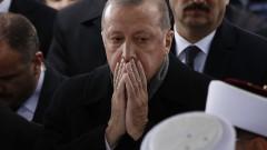 """Турция ще """"осуети игрите"""" по границите си, зарича се Ердоган"""
