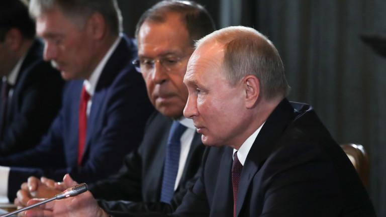 Руският президент Владимир Путин обяви, че американският му колега Доналд
