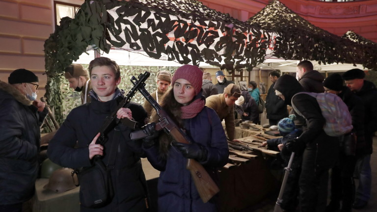Русия с невиждан от доста години голям спад на населението