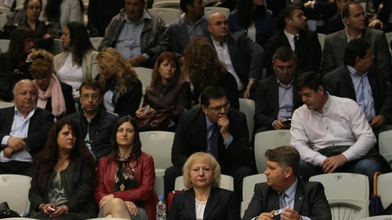 Профил на кандидатите за членове на ВСС от квотата на прокурорите