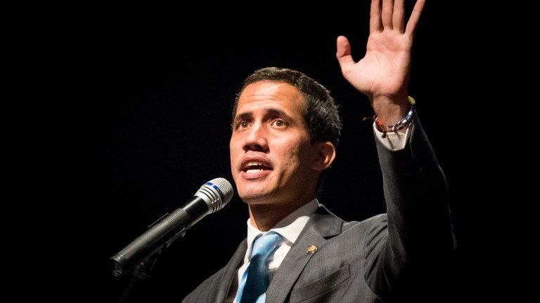 Посланикът на Венецуела в Русия: Гуайдо е бил вербуван от САЩ преди 10 години