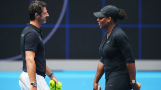 Патрик Муратоглу: Роджър Федерер задържа инициативата с агресивни удари