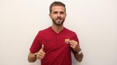 Пянич е ядосан, че не играе за Барселона