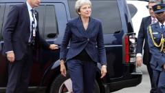 Тереза Мей отряза Борис Джонсън, държи си на плана за Брекзит