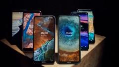 Nokia пуска шест нови телефона от бюджетен и среден клас