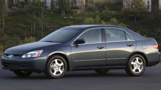 Хонда спря хибридния Accord седан