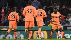 Стоук Сити загуби от Ливърпул с 0:3