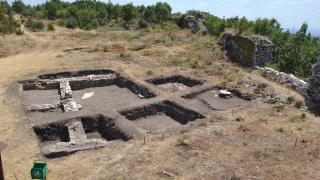 Откриха печат на византийски генерал в крепостта Лютица