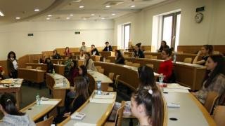 Започна кандидатстудентският изпит по английски език в СУ