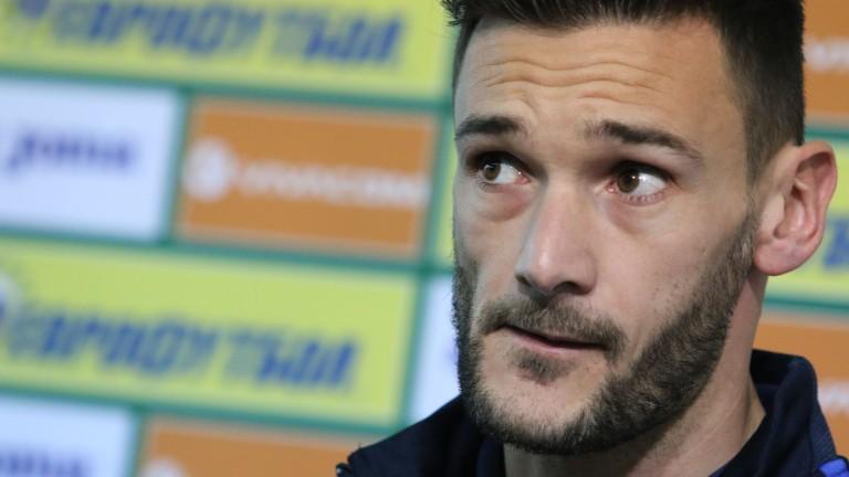 Юго Лорис: Българският отбор бе добре организиран