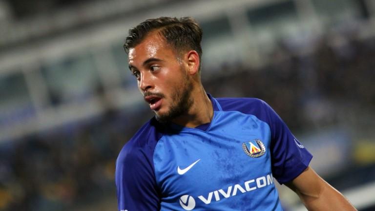Давиде Мариани под въпрос за домакинство на Левски срещу Берое