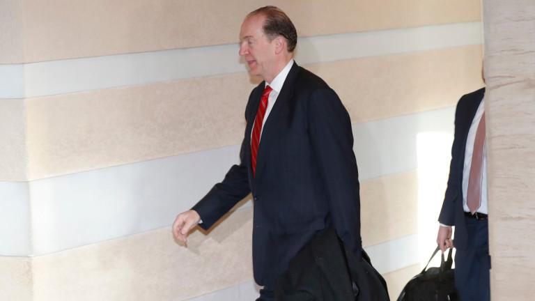 Дейвид Малпас е новият шеф на Световната банка