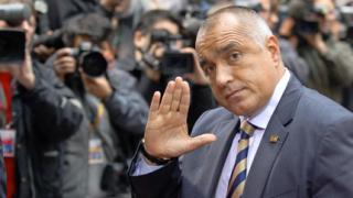 Борисов сложи Божидар Димитров на сергията