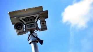 Забиха кирка в камерата на КАТ на Околовръстното край Казичене