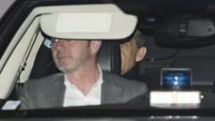 Няма доказателства, живея в ад, оплакал се Саркози пред магистратите