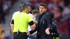 Почетино: Спокойно, няма да бъда уволнен след мача с Арсенал
